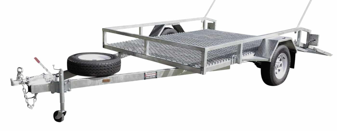Golf Cart Trailer 2