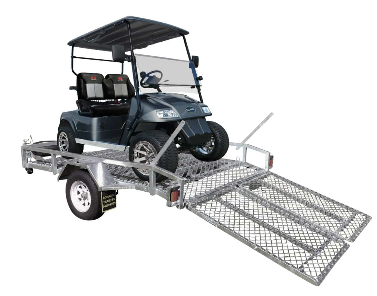 Golf Cart Trailers Perth
